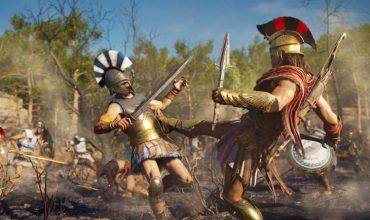 Today's Assassin's Creed Odyssey patch lets you play Fashion Creed, increases level cap