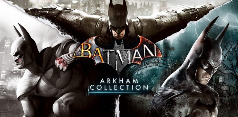 Batman: Arkham Collection trilogy is now available for Xbox One
