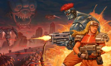 Blazing Chrome is your Contra-like fix coming to the PC, PS4 and Switch in early 2019