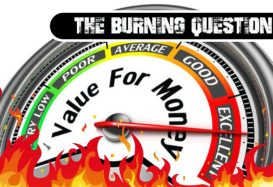 The Burning Question: When is a game good value for money?