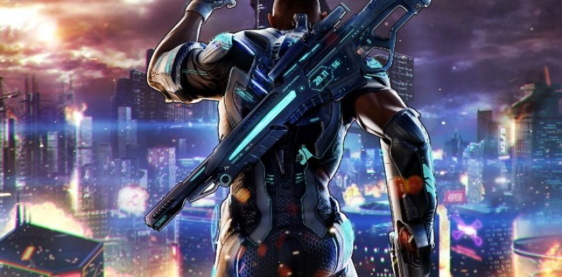 You won't be able to play with friends in Crackdown 3's Wrecking Zone at launch