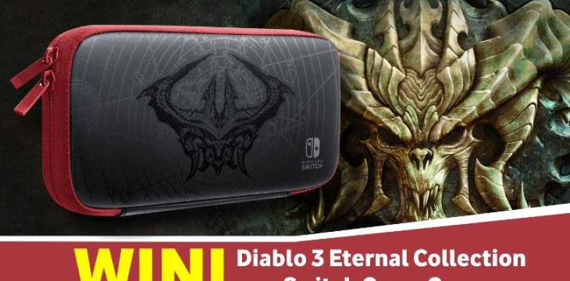 Updated: Win a Diablo 3 Eternal Collection Switch carry case