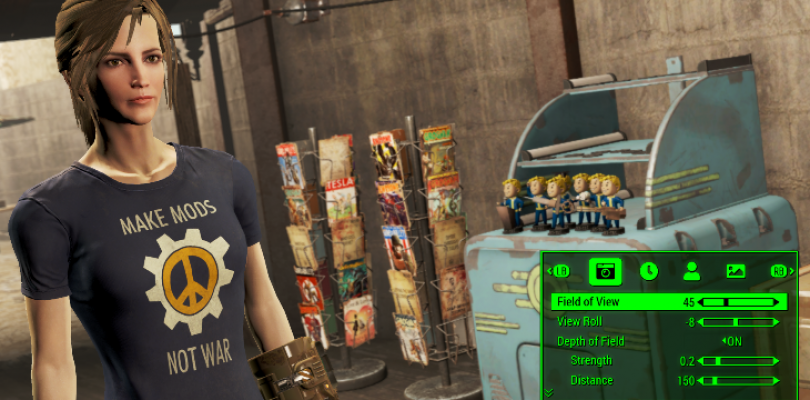 Fallout 4 mod to introduce photo mode to the game