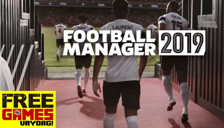 Free Games Vrydag: Football Manager 2019 (PC)