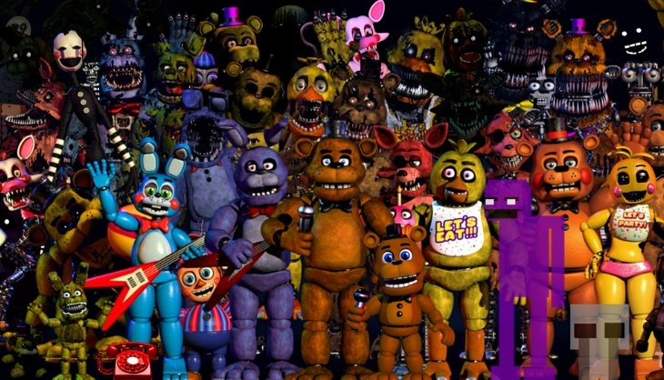 Five Nights at Freddy's to get a big AAA production