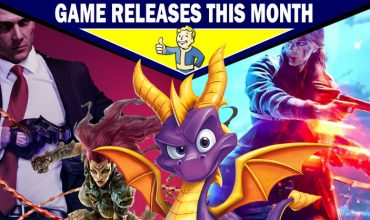 Game releases for November – with predictions!