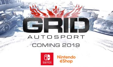 GRID Autosport speeds its way to the Switch in 2019