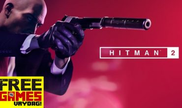 Free Games Vrydag: Hitman 2 (PS4/Xbox One)