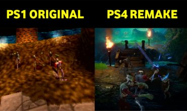 The MediEvil PS4 remake upgrade will make your left eye pop out