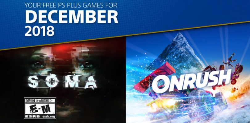 PlayStation Plus brings the thrills and scares in December