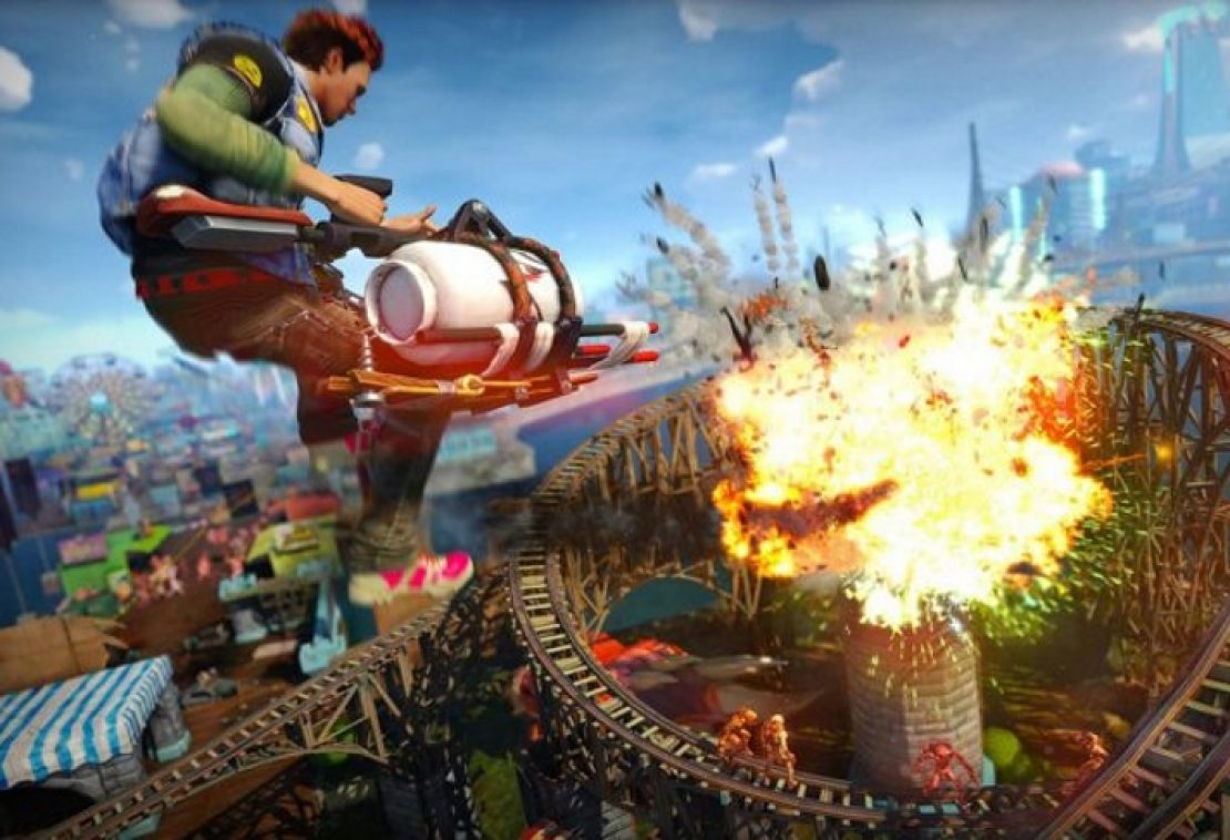 Insomniac's Drew Murray (Sunset Overdrive) joins Microsoft's