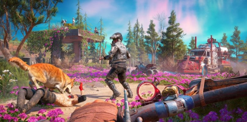 Far Cry New Dawn – First look