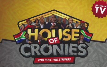 Review: House of Cronies (Board Game)