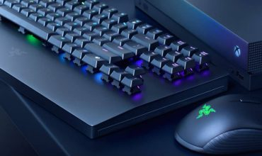 Razer Turret is the first wireless keyboard and mouse designed for Xbox One
