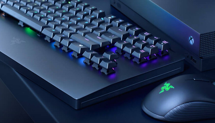 Razer Turret is the first wireless keyboard and mouse
