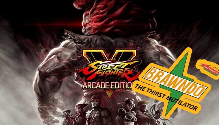 Street Fighter V is experimenting with optional ads in the game