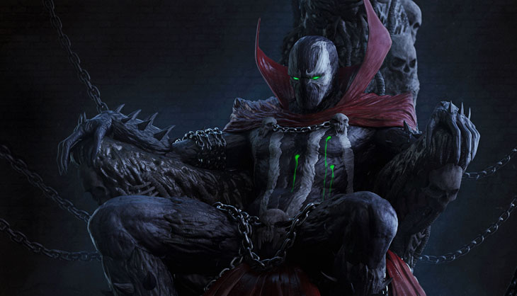 Spawn may make an appearance in Mortal Kombat 11 - SA Gamer