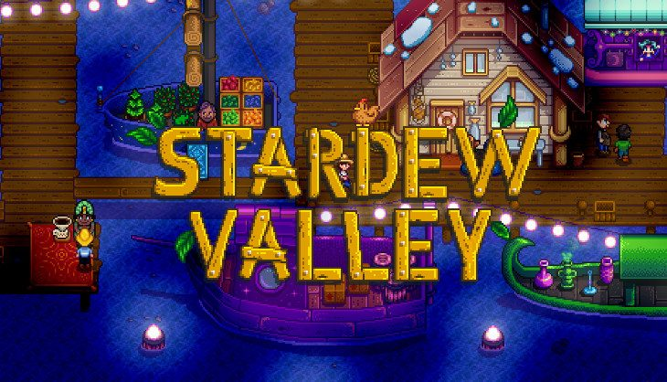 Stardew Valley multiplayer coming to the Switch today