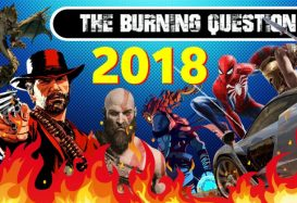 The Burning Question: What was your best game of 2018?