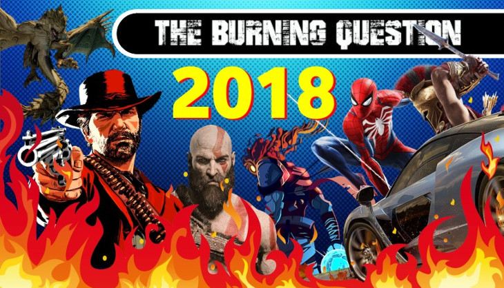 The Burning Question: What was your best game of 2018? - SA