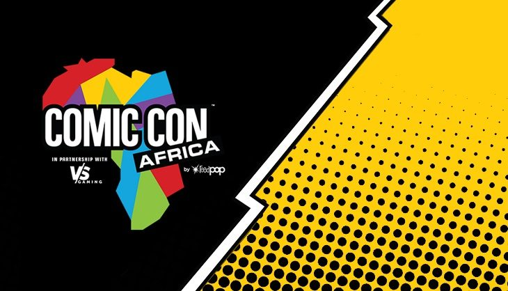 Comic Con Africa introducing game awards to next year's line-up
