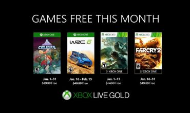 Your Games with Gold in January come with some older and modern classics