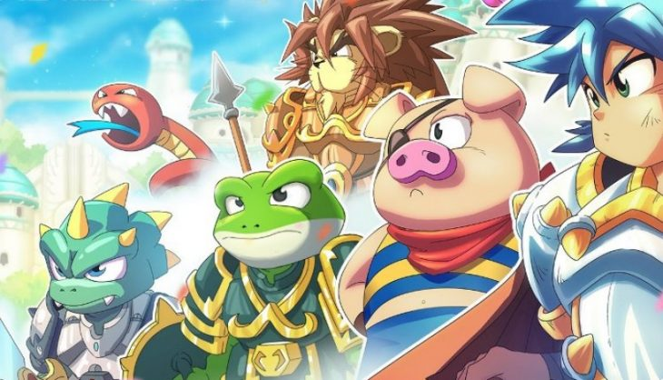 Review: Monster Boy and the Cursed Kingdom (Switch)