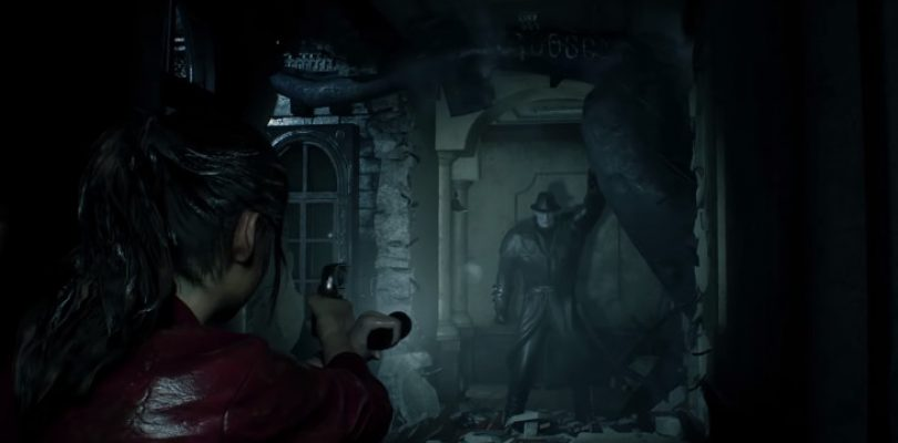 The Tyrant in Resident Evil 2 remake is what nightmares are made of