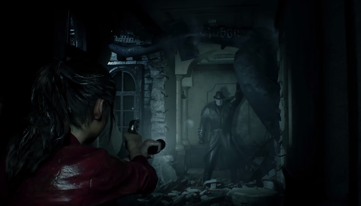 The Tyrant In Resident Evil 2 Remake Is What Nightmares Are Made