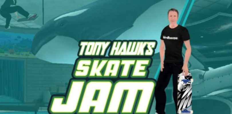A new Tony Hawk game is coming… on mobile