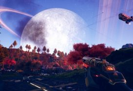 Obsidian's The Outer Worlds channels Fallout in space