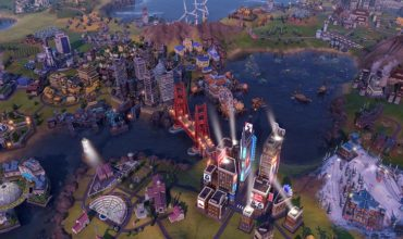 Civilization 6: Gathering Storm is all about climate change and disasters