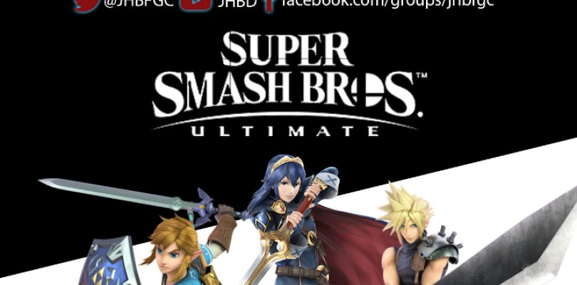 Join the Ultimate Smash tournament