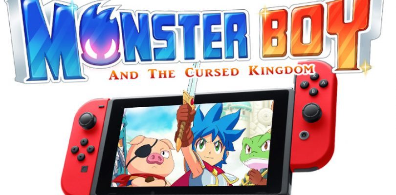 Monster Boy on Switch is outselling PS & Xbox 8 to 1