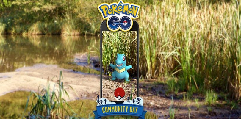 Pokémon GO's first Community Day of 2019