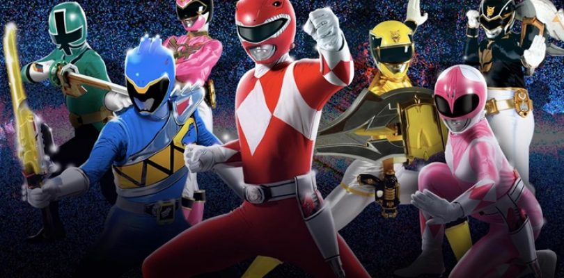 It's Morphin' Time with Power Rangers Battle for the Grid