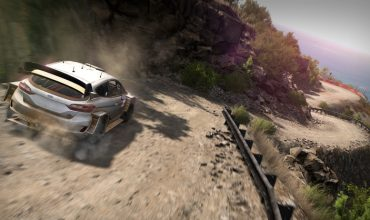 WRC 8 drifts on to all formats in September