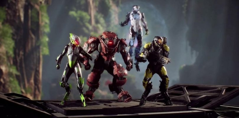 Anthem's day one patch is live already