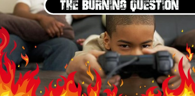 The Burning Question: What classic game would you like your child to play?