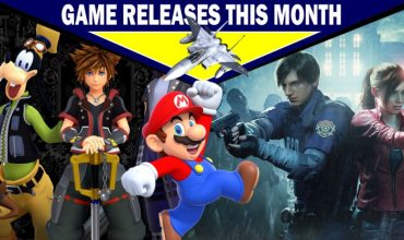 Game releases for January – with predictions!