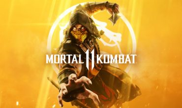 Scorpion returns to the cover for Mortal Kombat 11