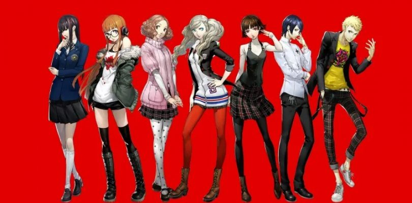 Here's what Persona 5 would look like as a Gameboy Advanced game