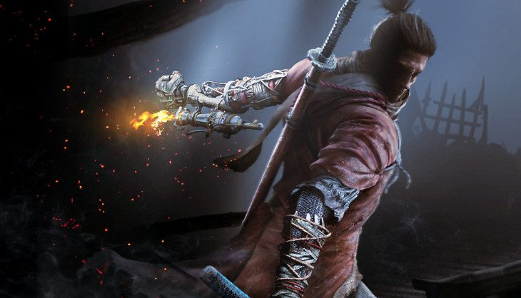 Sekiro: Shadows Die Twice has a different approach to storytelling than Soulsborne games
