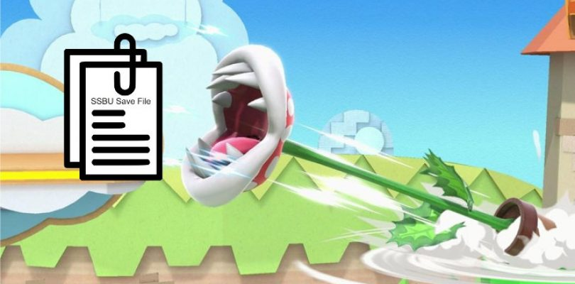 Be careful, Piranha Plant is eating save files in Super Smash Bros. Ultimate