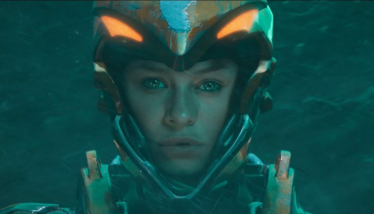 Anthem's story takes on a new shape in Neill Blomkamp's trailer