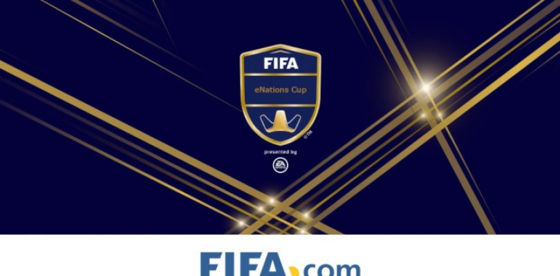 FIFA introduces new eNations Cup tournament