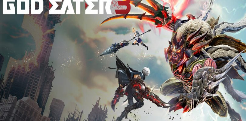 God Eater 3 may grace the Switch