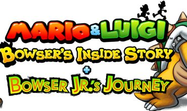 Review: Mario & Luigi: Bowser's Inside Story + Bowser Jr's Journey (3DS)