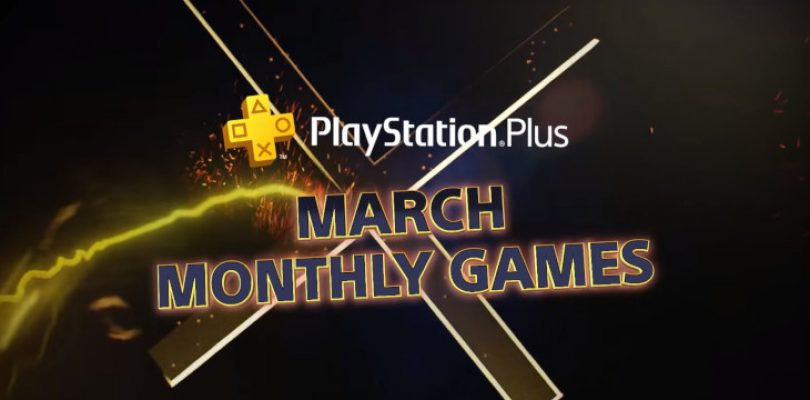 PS Plus March is full of monsters