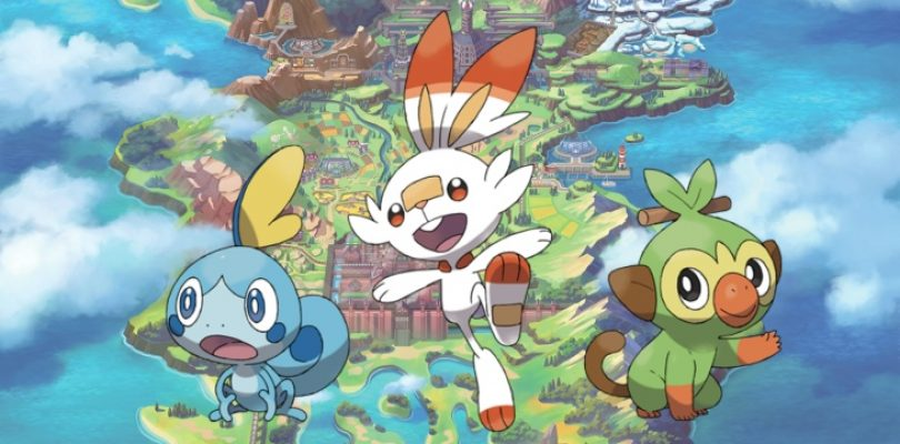 Trainers, prepare for the next big adventure in Pokémon Sword & Shield